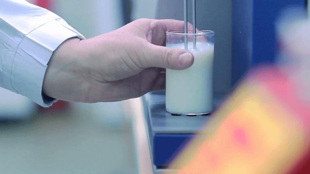 проверка молока