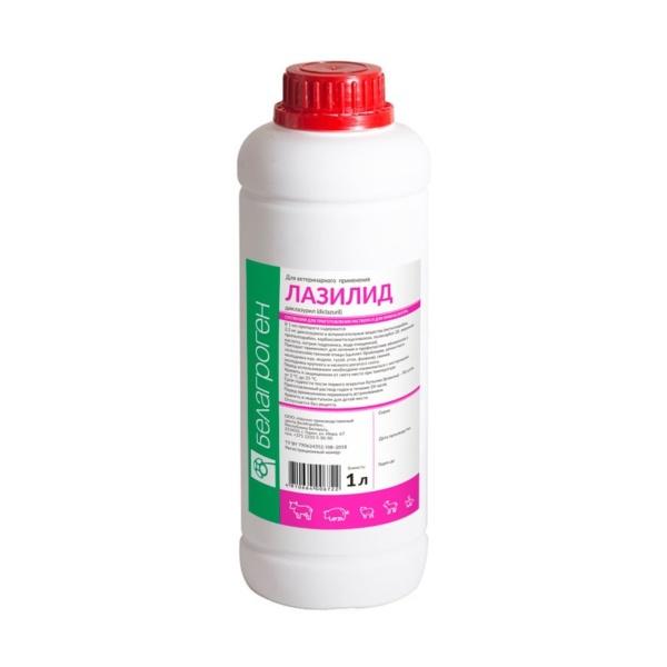 упаковка лазилид